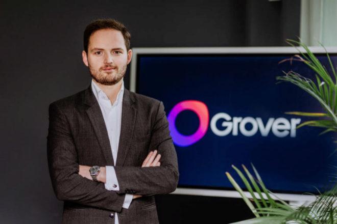 Michael Cassau, fundador de Grover.