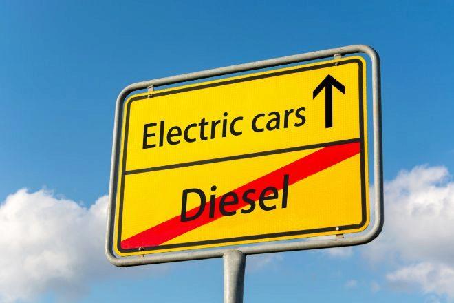 El Gobierno está potenciando la compra de coches eléctricos.