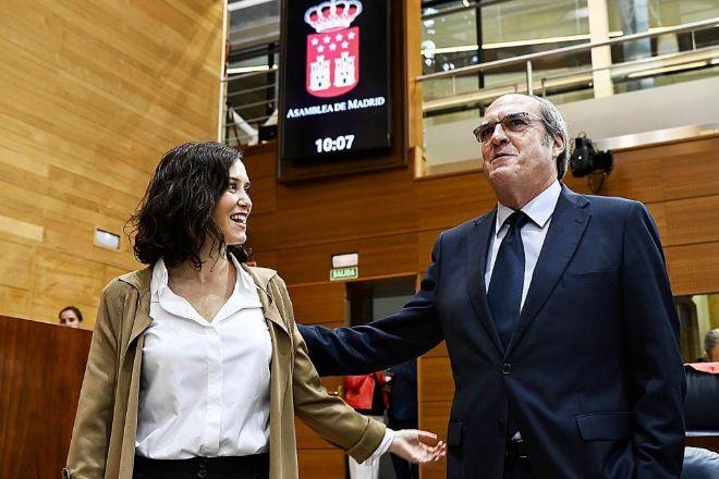 4-M: ¿Hasta Gabilondo hace campaña por Ayuso?