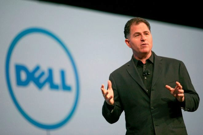 Michael Dell, presidente y fundador de Dell Technologies.