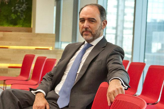 Enrique Losantos, consejero delegado de JLL España.