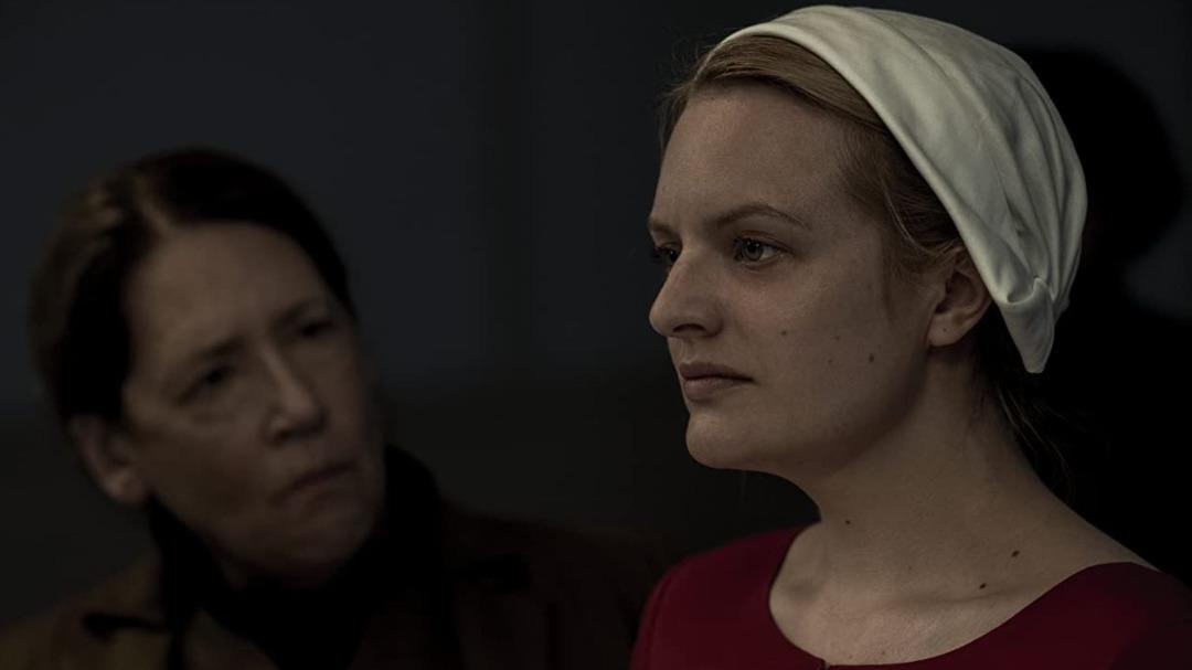 La magnífica serie protagonizada por Elisabeth Moss como June...