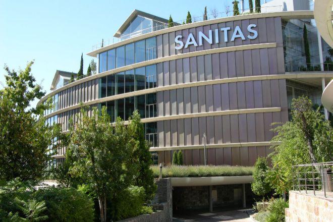 Sede de Sanitas en Madrid