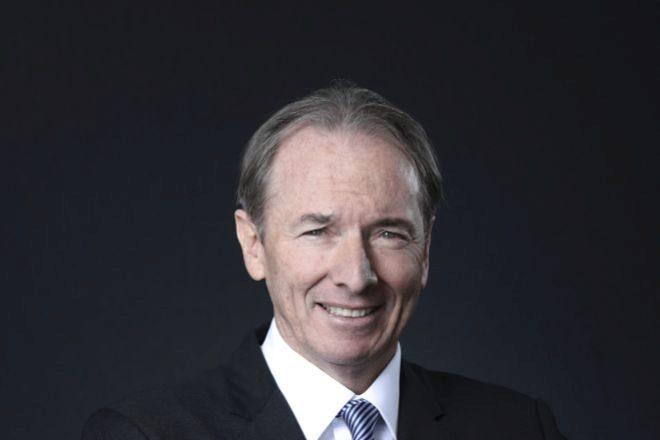 James Gorman, consejero delegado de Morgan Stanley.