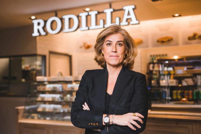 María Carceller es la consejera delegada de Rodilla desde 2012, año en el que Grupo Damm se hizo con el control de la mayoría de su capital.