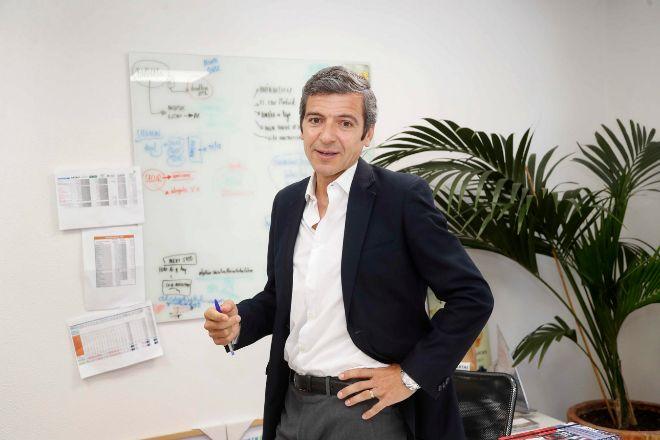Rubén Martínez, consejero delegado de la aseguradora Artai.
