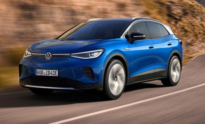 VW ID.4 El primer SUV compacto eléctrico de la marca cuesta 35.872 euros en su version básica de 150 CV y 344 km de rango.Por 3.500 euros menos, está el ID.3.