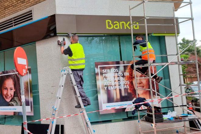 BFA pierde 5.517 millones de euros por el efecto contable al desprenderse de Bankia
