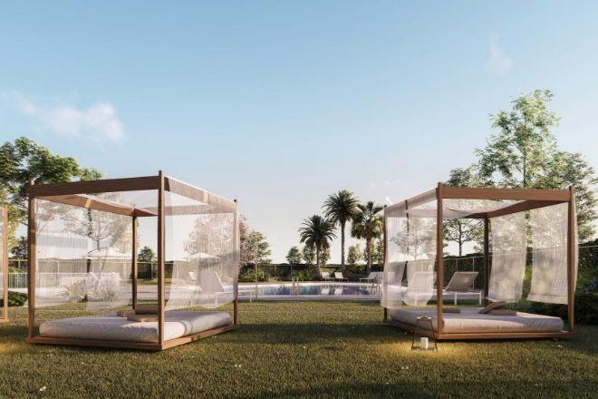 Las nuevas urbanizaciones son 'resorts' cinco estrellas