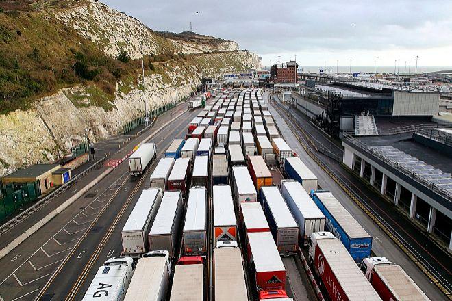 En enero, el comercio bilateral entre Reino Unido y la UE sufrió un duro retroceso en los primeros compases del Brexit.