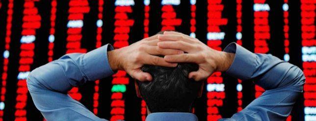 La señal en rojo que avisa de una inminente corrección bursátil