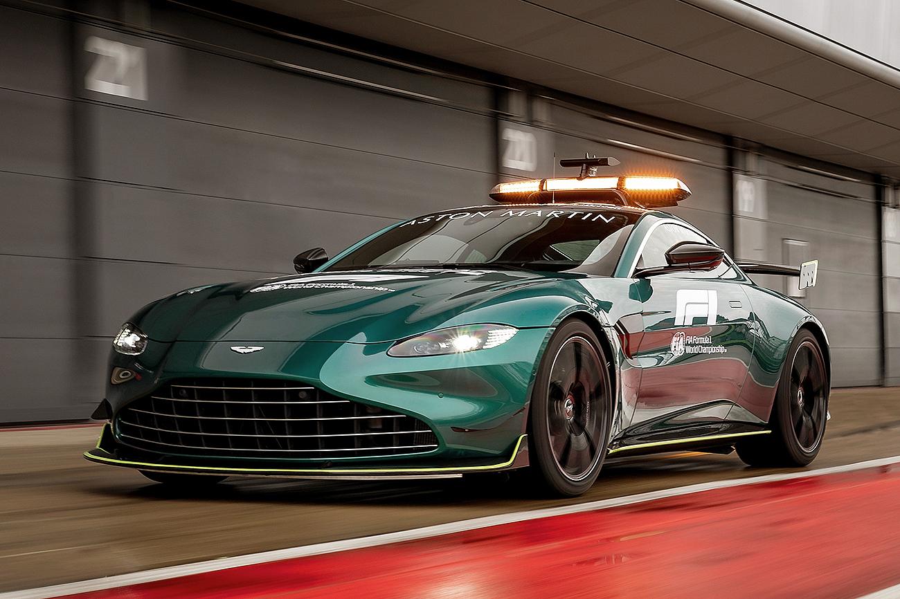 La llegada de Aston Martin a la Fórmula 1 y su relación con Mercedes...