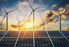Las empresas de renovables toman aire en Bolsa en el 'Día de la Tierra'