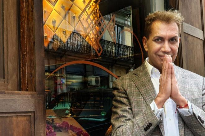 Emilio Carcur, fundador de Diamantes de Sal Rosa, Thai Emotion y el desaparecido Thai Garden.
