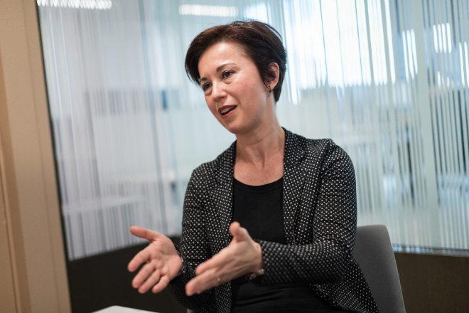 Mariangela Marseglia, directora general de Amazon.es.