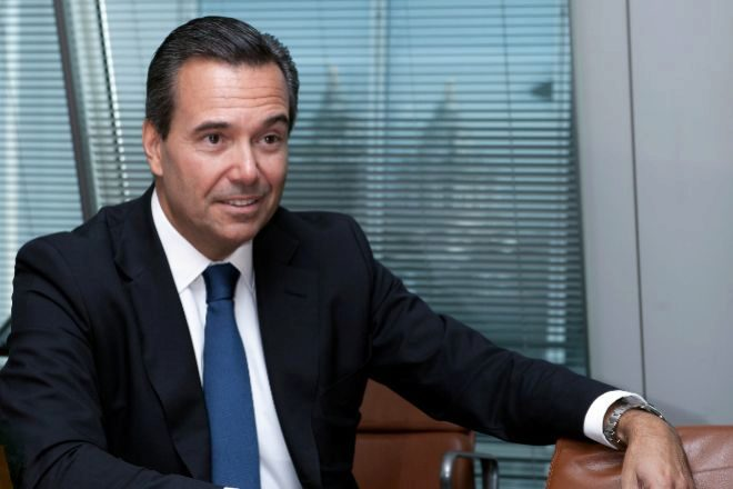 António Horta-Osório, nuevo presidente de Credit Suisse.