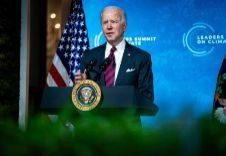 Biden eleva su apuesta medioambiental