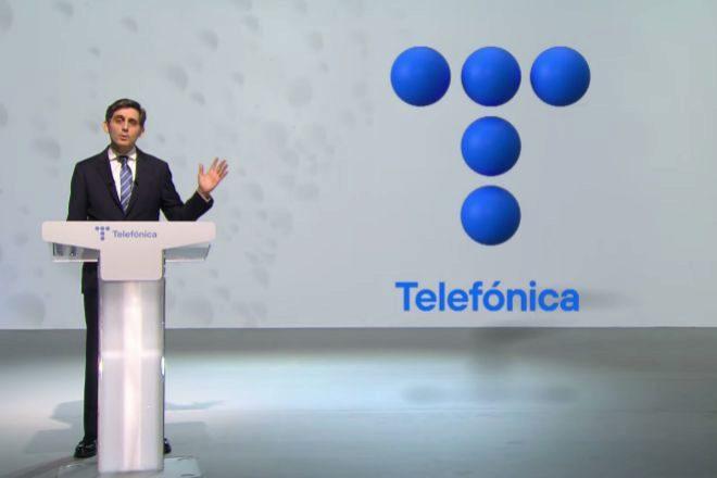 La junta de Telefónica reelige a Pallete como presidente con un apoyo del 84,6%