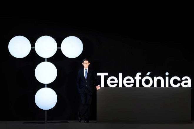 Telefónica cambia de logo por primera vez desde 1998