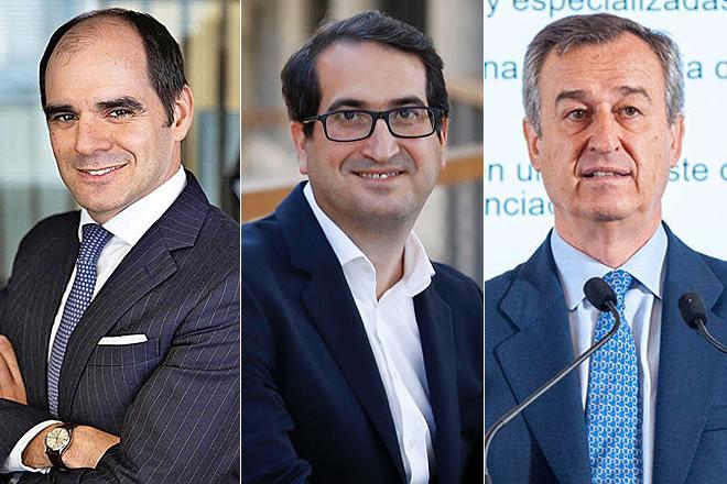La gran banca revoluciona sus cúpulas