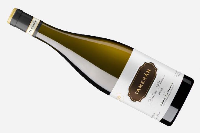 Baboso Blanco 2020 de Tamerán, del que se comercializarán 650 botellas.