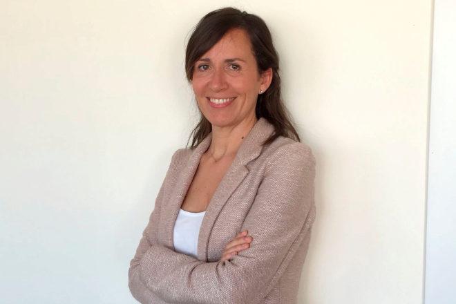Marta Vallés es cofundadora de Vottun, una 'start up' que ofrece soluciones de trazabilidad y certificación de datos mediante tecnología blockchain.