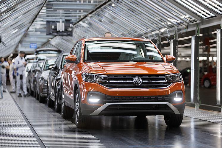 Una mujer presidirá por primera vez en la historia el comité de empresa de Volkswagen
