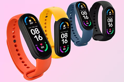 Mi Smart Band 6: la nueva pulsera de Xiaomi tiene una batería de 14 días y cuesta menos de 50 euros