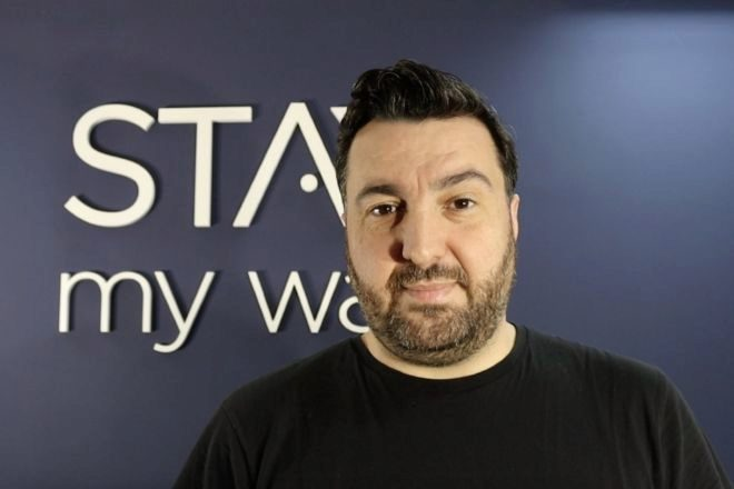 Faustino Fernández, CEO y fundador de STAYmyway.