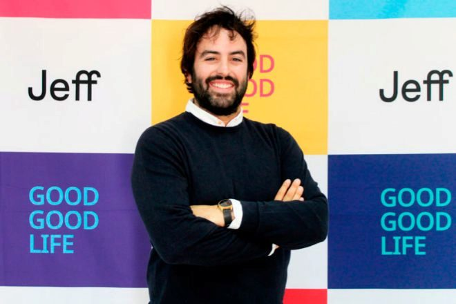 Eloi Gómez, CEO y cofundador de Jeff.
