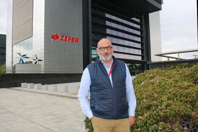 JAOQUIN ABRIl- MARTORELL, CHIEF DIGITAL OFFICER DE CEPSA.