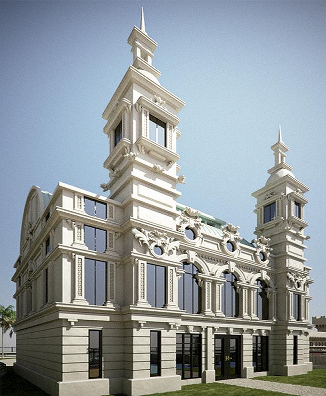 Simulación del Casino de Mónaco.