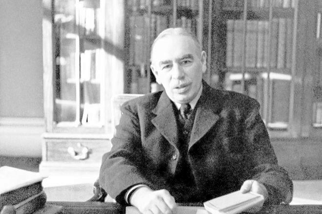 Lecciones de inversión de Keynes