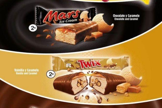 Mars se alía con Unilever y mete más presión a la 'batalla' del helado en España