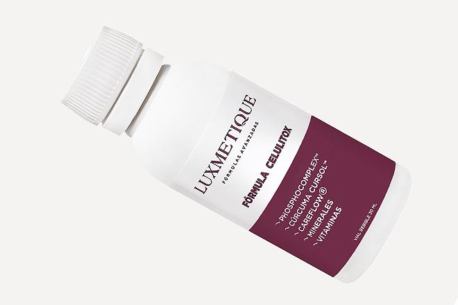Fórmula Celulitox (33,50, 15 viales bebibles), con activos patentados que promueven, desde el interior, la eliminación de líquidos, la detoxificación del hígado y una mejor circulación de la sangre, con resultados visibles y medibles si se consume 1 vial diario, durante un mínimo de 2 meses consecutivos.