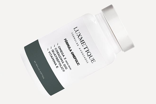 Fórmula Omefolic (39,50 euros, 60 perlas), ofrece beneficios a nivel cerebral, ocular y cardiovascular, así como antiinflamatorio, potente antioxidante y como regulador hormonal.