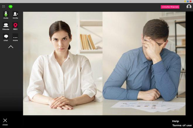 Las entrevistas de trabajo online defraudan a los reclutadores