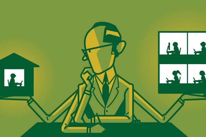 Por qué está en entredicho la productividad del teletrabajo