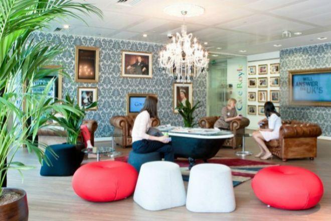 Oficinas de Google en Londres, Reino Unido