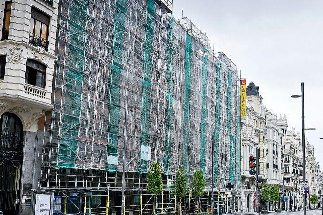 El 56,3% de los edificios en España se construyeron antes de 1980, y sólo se rehabilitan 30.000 al año.