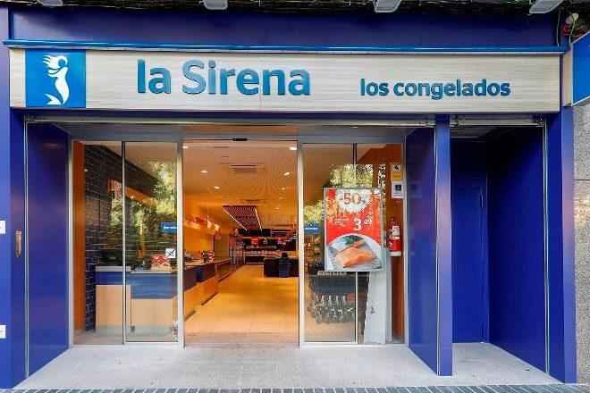 La Sirena cuenta con un total de 260 establecimientos.