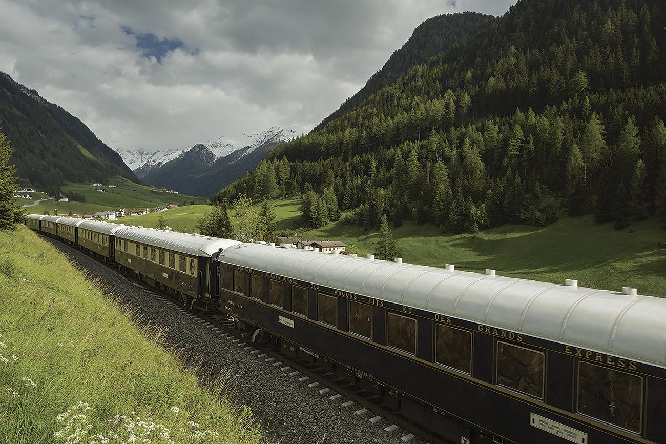 El tren de la compañía Belmond estrena este año nuevas rutas por...