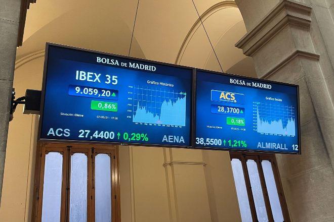 Siete valores que apoyarán la subida del Ibex