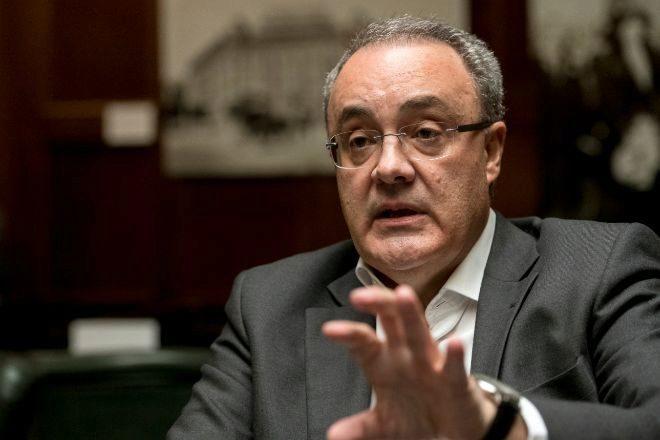 Tobías Martínex, CEO de Cellnex.