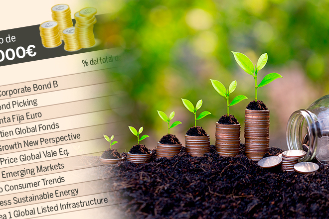 Los mejores fondos para invertir 30.000 y 300.000 euros