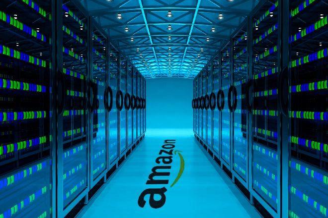 Centro de datos de Amazon.