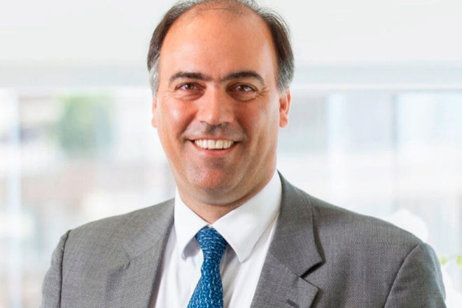 Wenceslao Bunge, presidente de Credit Suisse Securities Sociedad de Valores.