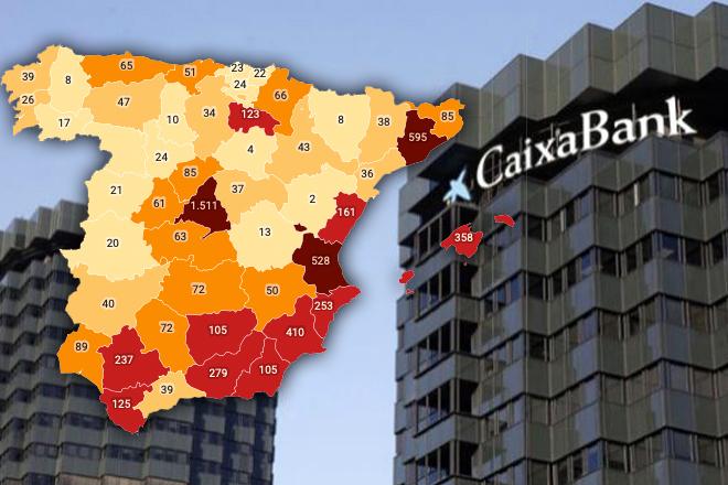 CaixaBank prepara un plan para equiparar las condiciones de todos los empleados del grupo