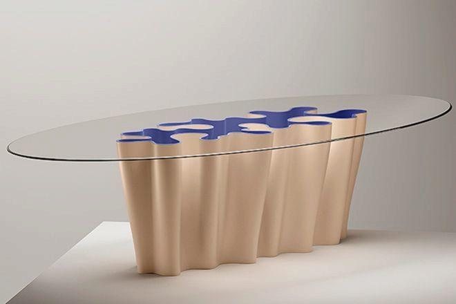 Mesa Anemona, diseñadapor Atellier Biagetti. Precio: 65.000 euros.