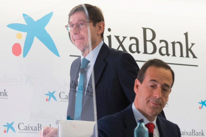 El dilema del Frob ante la junta de CaixaBank